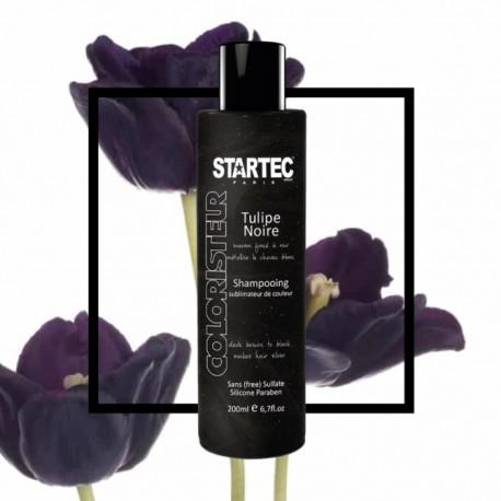 Shampoing colorant noir intense Coloristeur Startec