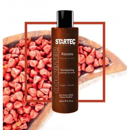 Shampoing colorant blond cuivré Coloristeur Startec