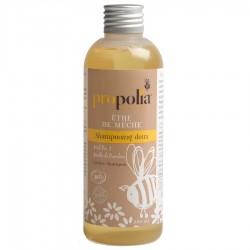 """Shampoing doux miel et bambou Bio """"Être de mèche"""" - 200ml"""