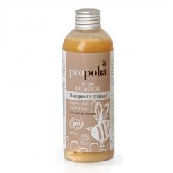 """Shampoing traitant miel et propolis Bio """"Être de mèche"""" - 200ml"""