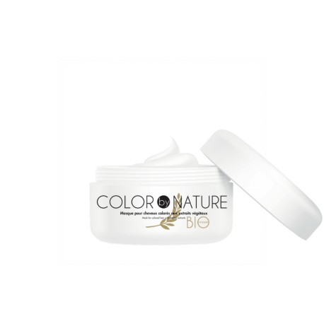 Masque cheveux colorés Bio Color By Nature - 200 ml - Startec