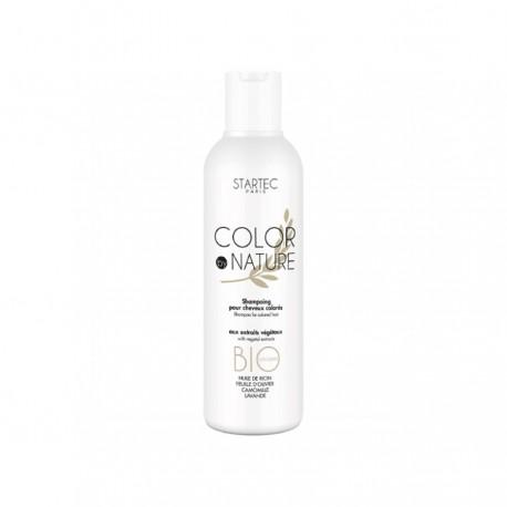 Shampoing cheveux colorés Bio Color By Nature - 200 ml - Startec