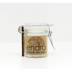 Déodorant baume bergamote & arbre à thé naturel et bio - 50ml
