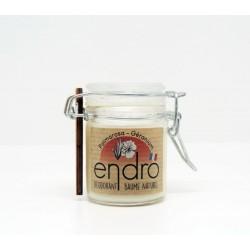 Déodorant baume palmarosa & géranium naturel et bio - 50ml