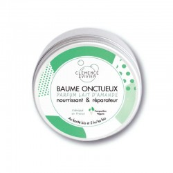 Mini-baume multi-usage 100% naturel et bio lait d'amande - 50ml