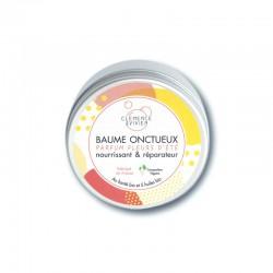 Mini-baume multi-usage 100% naturel et bio fleurs d'été - 50ml - Clémence et Vivien