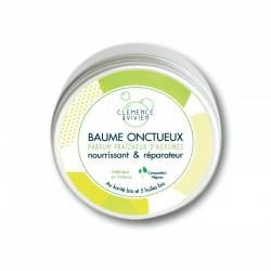 Mini-baume multi-usage 100% naturel et bio fraîcheurs d'agrumes - 50ml - Clémence et Vivien
