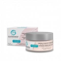 Crème confort visage jour-nuit Bio - 50ml - Guérande Cosmetics