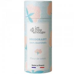 Déodorant Fleur de coton 100% naturel - 65g - Les Petits Prödiges