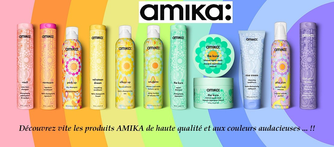 Amika sur corinnehd-coiffure.com